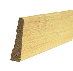 "1/2"" x 2-1/4"" Oak Ranch Casing 3-pc. Set for 80"" High Opening"
