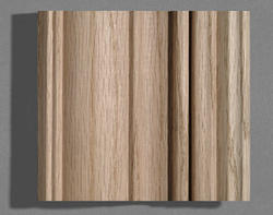 "3/4"" x 4-1/2"" x 8' Oak Crown Moulding"