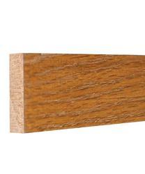 "1/2"" x 1-1/2"" x 8' Prefinished English Chestnut Oak Utility Stock"