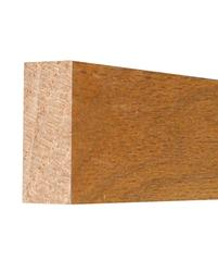 """3/4"""" x 2"""" x 8' Prefinished Solid English Chestnut Screen Stock"""