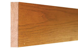 "11/16"" x 1-1/2"" x 8' Prefinished English Chestnut Oak Door Jamb Extension"