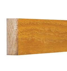 "1/2"" x 1-1/2"" x 8' Prefinished Golden Oak Utility Stock"