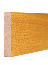 "3/4"" x 2-3/4"" x 8' Prefinished Golden Oak Screen Stock"