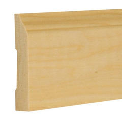 "1/2"" x 3-1/4"" Poplar Colonial Base 623"