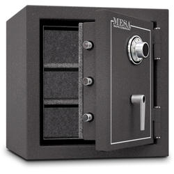 Mesa Safe Company® 3.3 cu. ft. Capacity Burglary and Fire Safe with Combination Lock