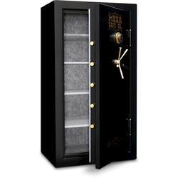 Mesa Safe Company® 14.4 cu. ft. Capacity 4-Shelf Burglary and Fire Safe with Combination Lock