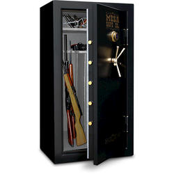 Mesa Safe Company® 14.4 cu. ft. Capacity 26-Gun Burglary and Fire Safe with Combination Lock