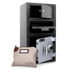 Mesa Safe Company® 1.5 cu. ft. Capacity Depository Safe with Combination Lock