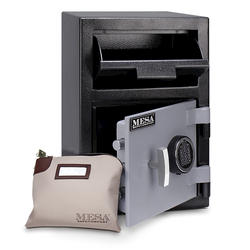 Mesa Safe Company® 0.8 cu. ft. Capacity Depository Safe with Electronic Lock