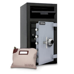 Mesa Safe Company® 1.3 cu. ft. Capacity Depository Safe with Combination Lock