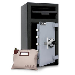 Mesa Safe Company® 1.4 cu. ft. Capacity Depository Safe with Combination Lock