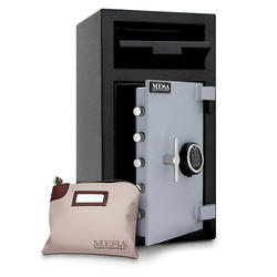 Mesa Safe Company® 1.4 cu. ft. Capacity Depository Safe with Electronic Lock
