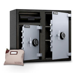 Mesa Safe Company® 6.7 cu. ft. Capacity Depository Safe with Electronic Lock