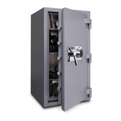 Mesa Safe Company® 5.0 cu. ft. Capacity High Security Burglary and Fire Safe with Combination Lock