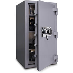 Mesa Safe Company® 5.0 cu. ft. Capacity High Security Burglary and Fire Safe with Electronic Lock