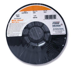 70S-6 Solid Mild Steel MIG Wire .023 (10 lbs.)