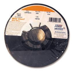 70S-6 Solid Mild Steel MIG Wire .030 (10 lbs.)