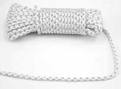 "3/16"" x 100' Diamond-Braid Polyester Rope"