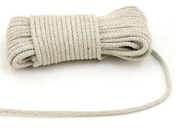 """3/16"""" x 100' White Clothesline Rope"""