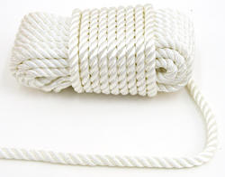 "1/2"" x 50' Twisted Polyester Rope"