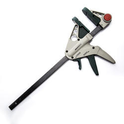 """Masterforce® 12"""" Ratcheting Bar Clamp"""