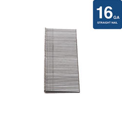 """Grip Fast 1-1/4"""" 16-Gauge Straight Finish Nail - 2,500 Pieces"""