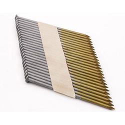 """Grip Fast 3-1/2"""" x .131 30-34° HDG Smooth Shank Nail - 2,000 Pieces"""