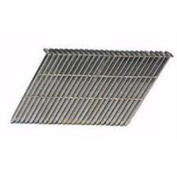 """Grip Fast 3"""" 28° Wire Collated Stainless Steel Ring Shank Nail - 500 Pieces"""