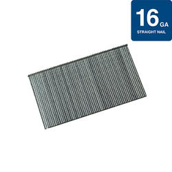 """Grip Fast 1-3/4"""" 16-Gauge Straight Finish Nail - 2,500 Pieces"""