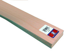 "3/32 "" x  3 "" x  36"" Craft Balsa (2-Pack)"