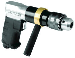 "Powermate® 1/2"" PRO Air Reversible Drill with Secondary Handle"