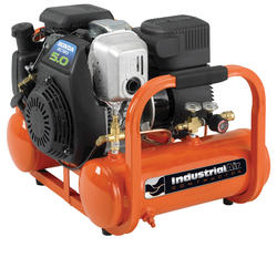 Industrial Air™ Contractor 4-Gallon Portable Gas Air Compressor