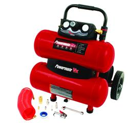 Powermate® 4-Gallon Side Stack Dolly Air Compressor