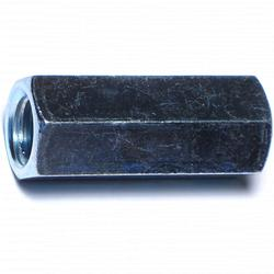 "1/4""-20 Coarse Rod Coupling Nuts - 1 pcs."