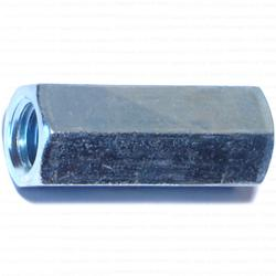 "1/2""-13 Coarse Rod Coupling Nuts - 1 pcs."