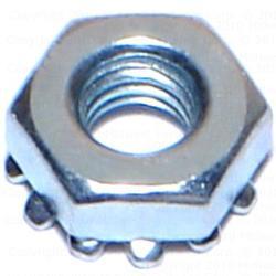 10-32 Free Spinning Kep Lock Nuts - 20 pcs/box