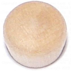 "3/8"" Round Head Plugs - 40 pcs/box"
