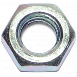 "5/16""-18 Coarse Hex Jam Nuts - 1 pcs."