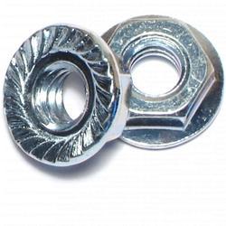 """1/4""""-20 Serrated Lock Nut - 2 pcs."""