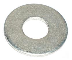 Grip Fast 3/4Flat Washer Zinc - 4 pcs/pkg