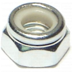 5mm-0.80 Nylon Insert Lock Nuts - 1 pcs.