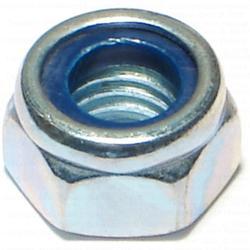 8mm-1.25 Nylon Insert Lock Nuts - 1 pcs.
