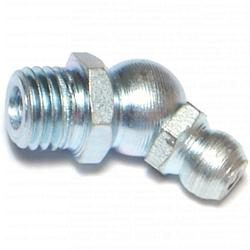 8mm-1.0 Metric Grease Fittings - 45° - 8 pcs/box
