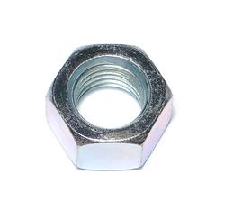 "3/8""-16 Coarse Finished Hex Nuts - 100pcs/pkg"