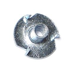 10-32 Pronged Tee Nuts - 100pcs/pkg