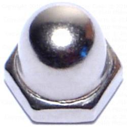10-24 Acorn Cap Nuts - 8 pcs/box