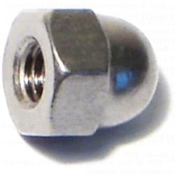 10-32 Acorn Cap Nuts - 8 pcs/box