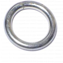 "#10 x 5/8"" Welded Rings - 10 pcs/box"