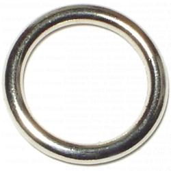 "#7 x 3/4"" Welded Rings - 10 pcs/box"
