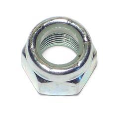 "3/8""-24 Fine Nylon Insert Lock - 100pcs/pkg"